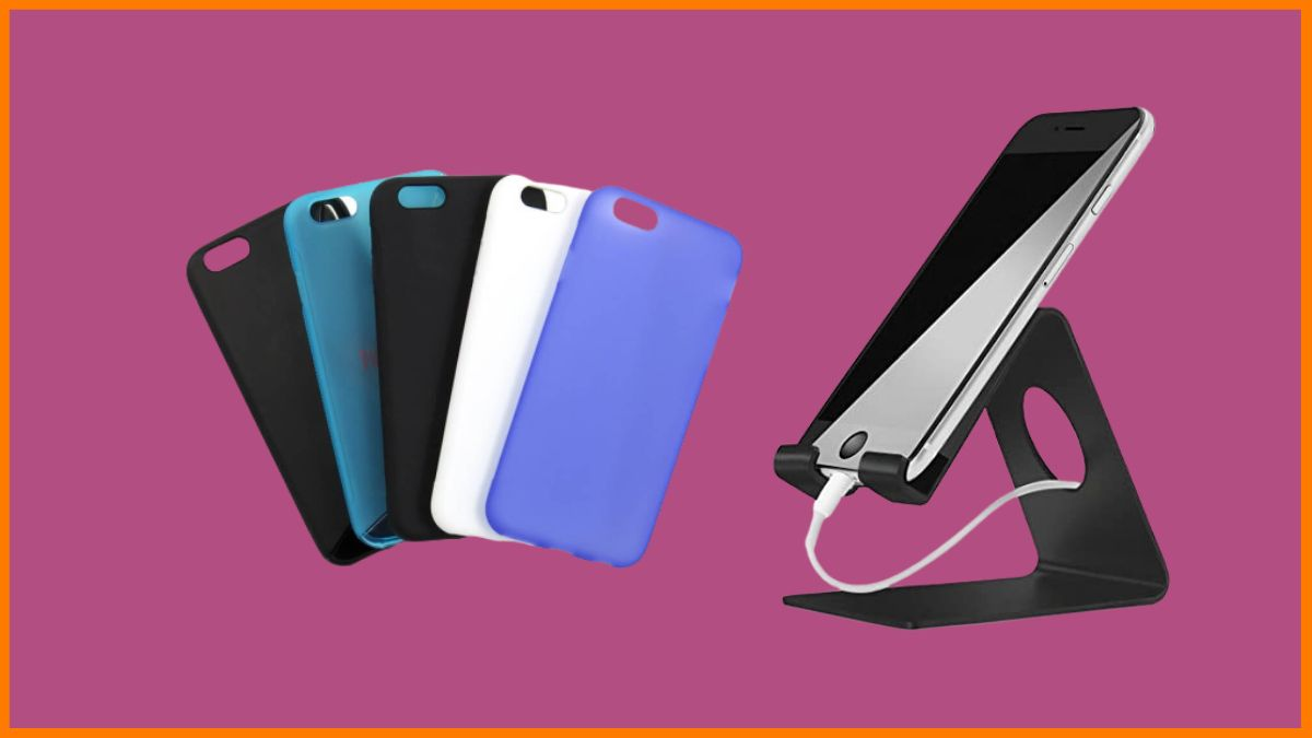 cell phone and accessories - Most Profitable Niches for Dropshipping