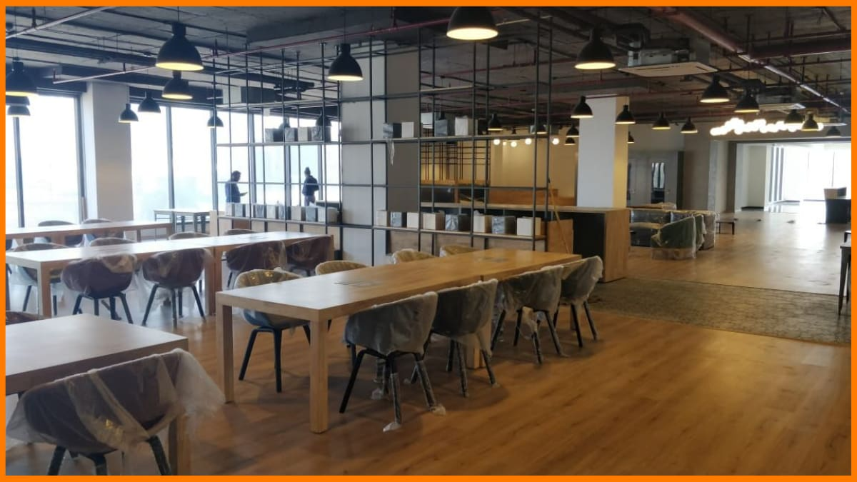 Plus Offices Coworking Space in India