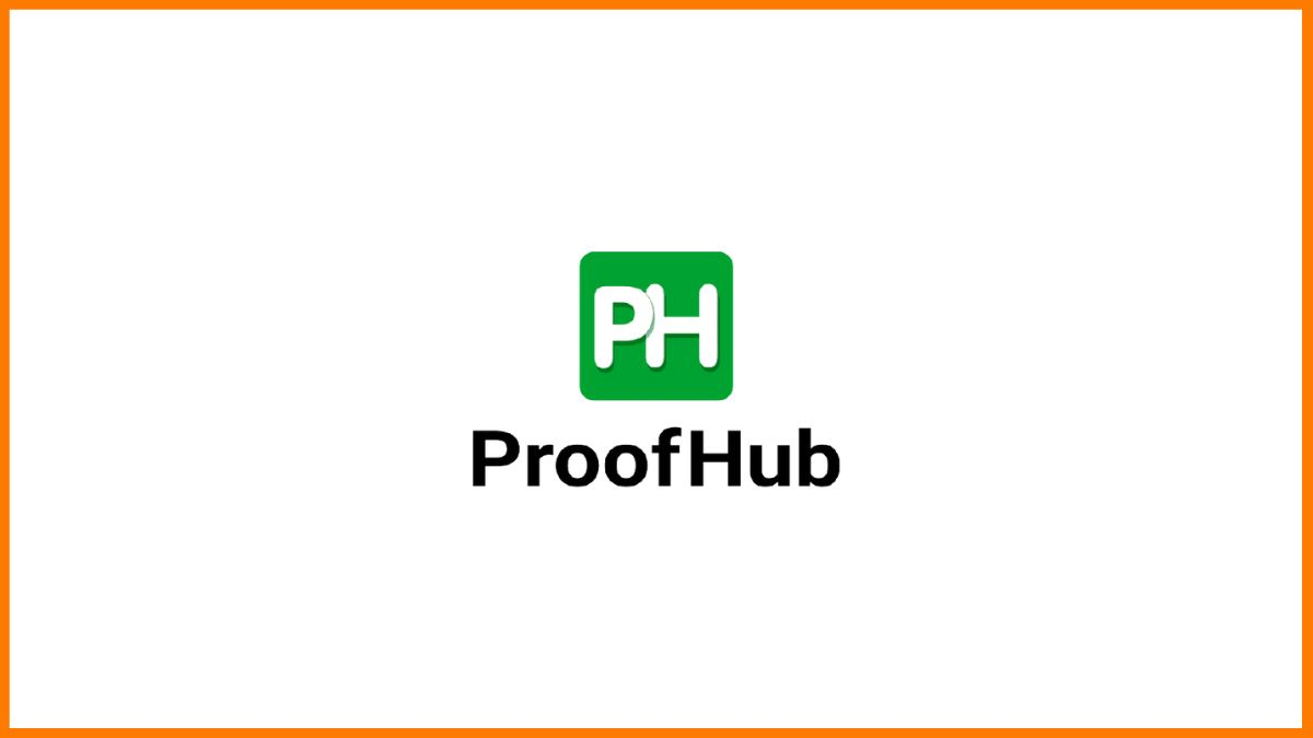 ProofHub- Companies With Best Work Culture in India