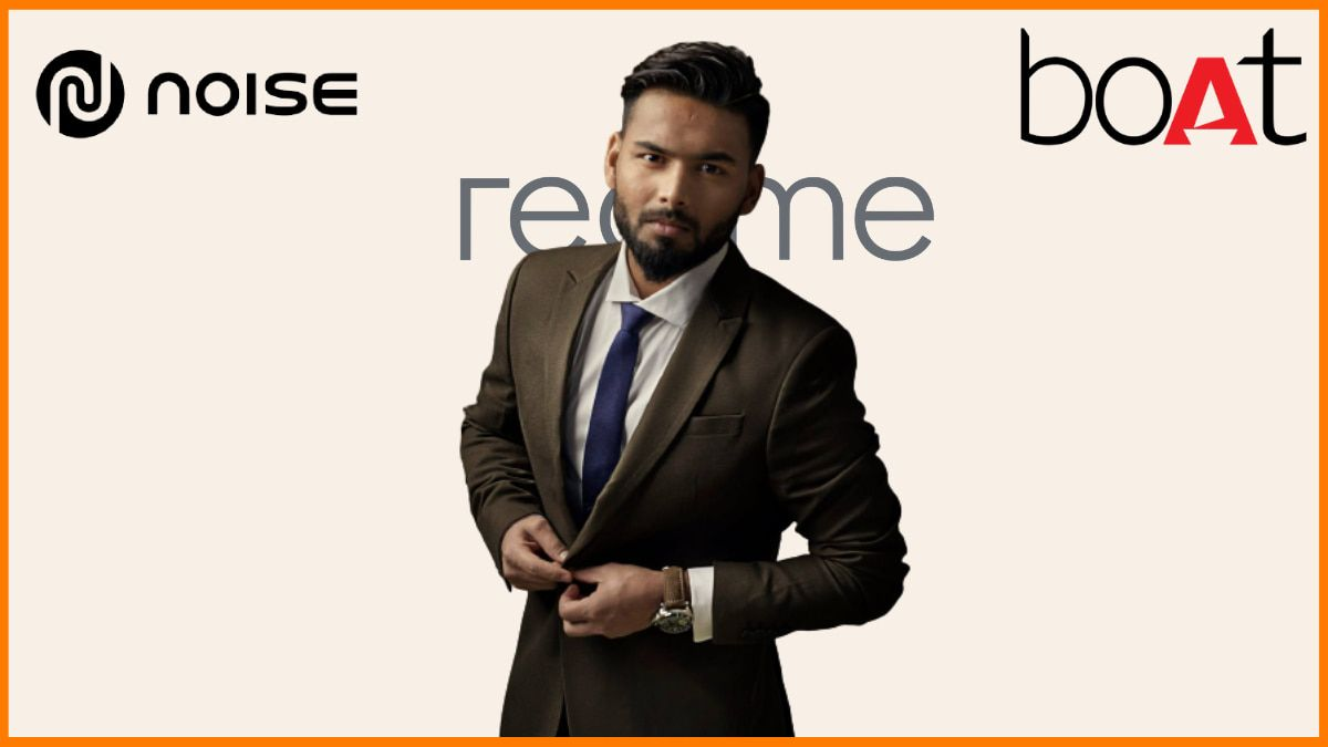 List of Brands Endorsed By Rishabh Pant