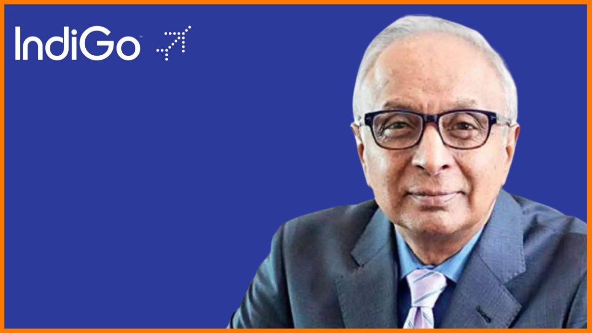 Ronojoy Dutta, CEO of IndiGo
