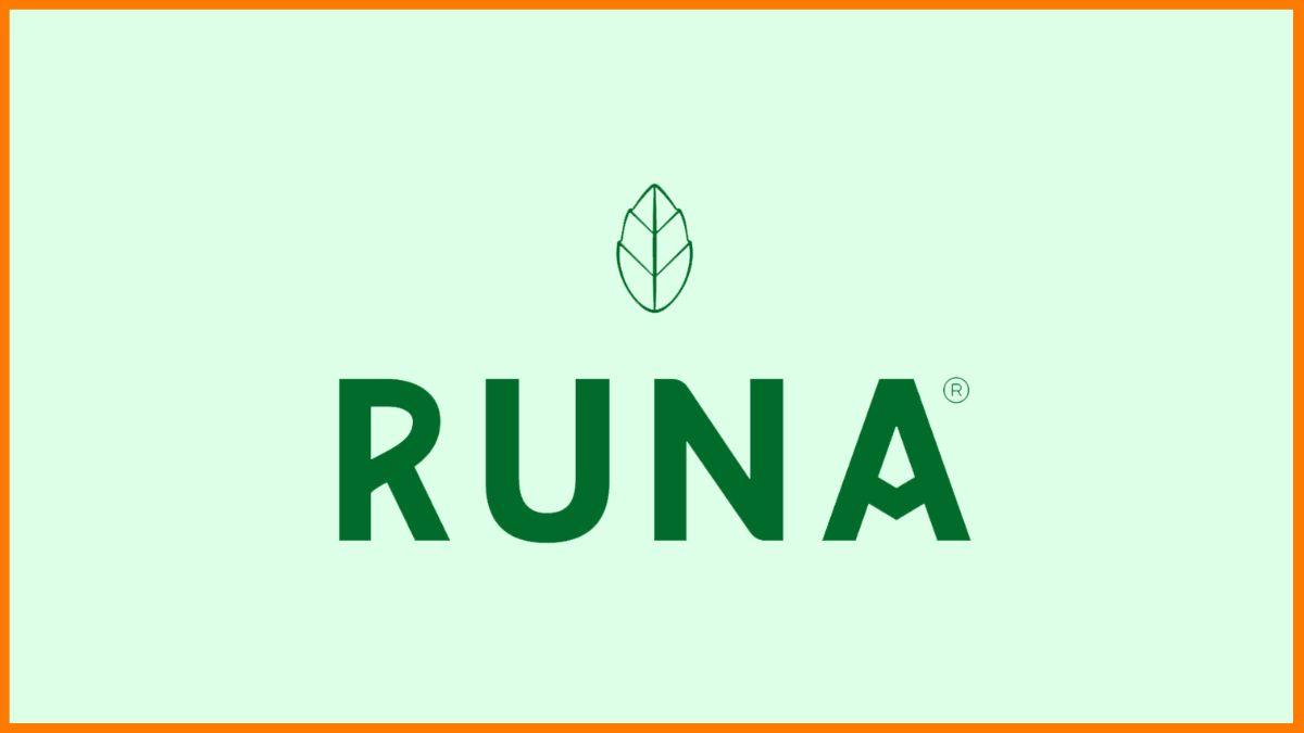 Runa - Leonardo Dicaprio Funded startup