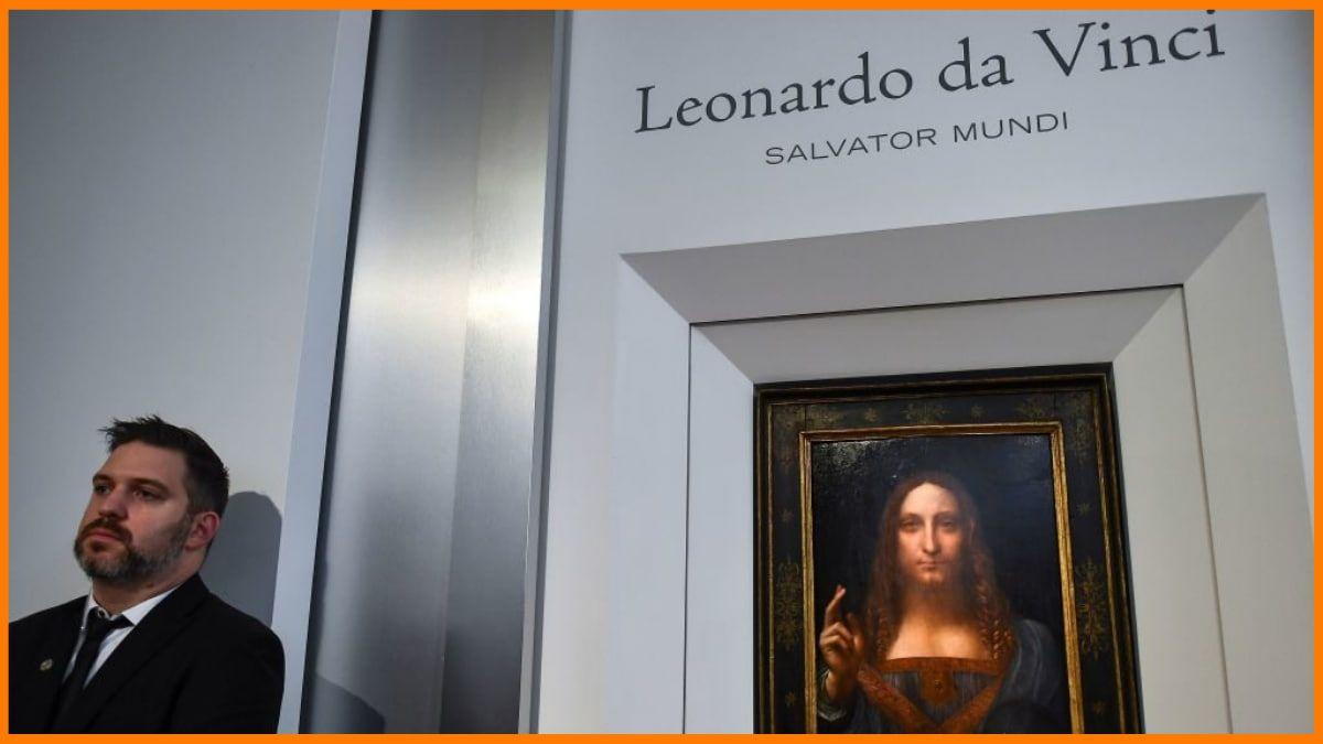 Leonardo Vinci's Salvator Mundi