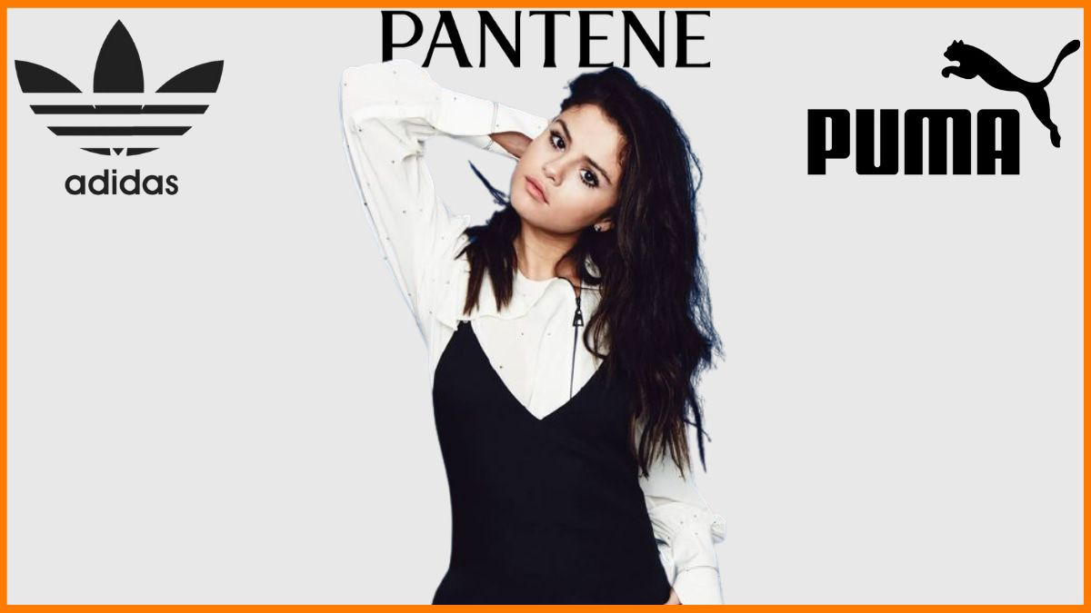 List of Brands Endorsed by Selena Gomez