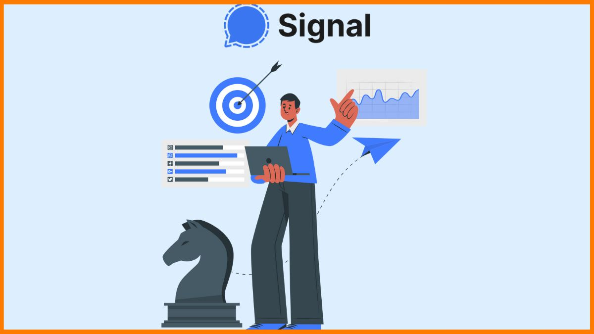 Innovative Marketing strategies of Signal | How Signal emerged as a Successful secure messaging app?