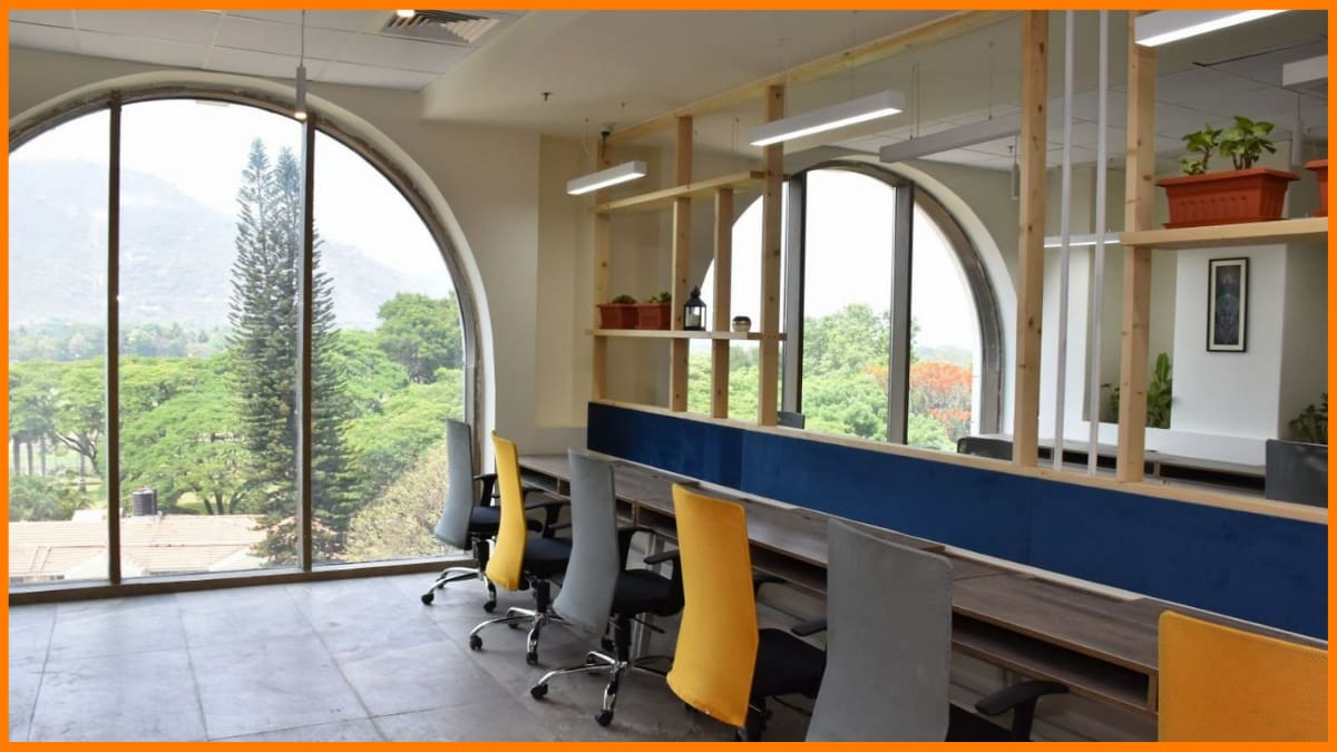SproutBox Coworking Space in India