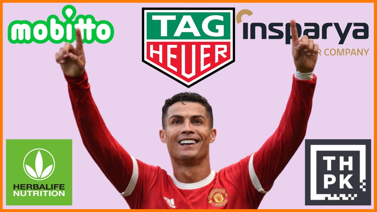 List of Startups That Are Funded By Cristiano Ronaldo