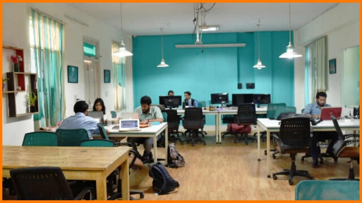Stirring Minds Coworking Space in India