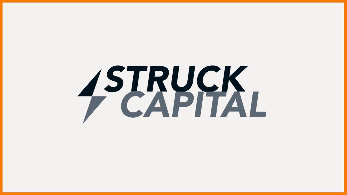 Struck Capital - Leonardo Dicaprio Funded startup