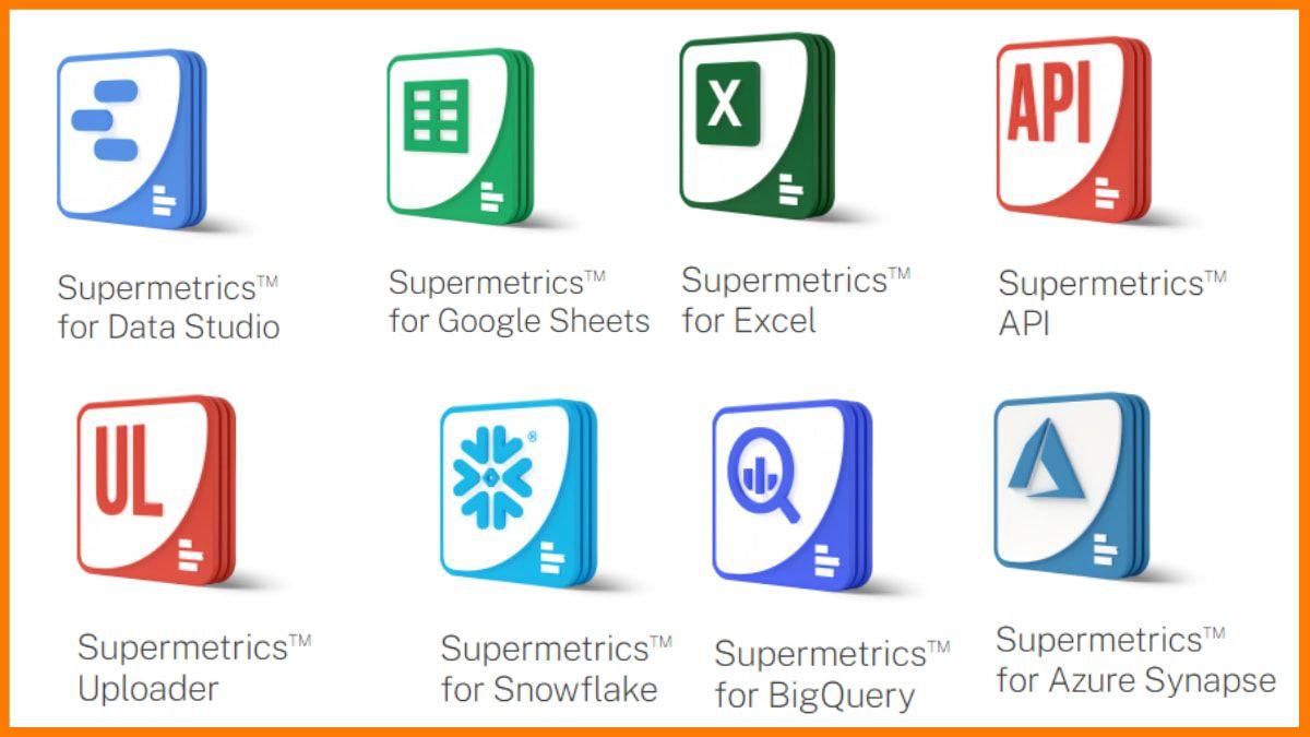 SuperMetrics Tools