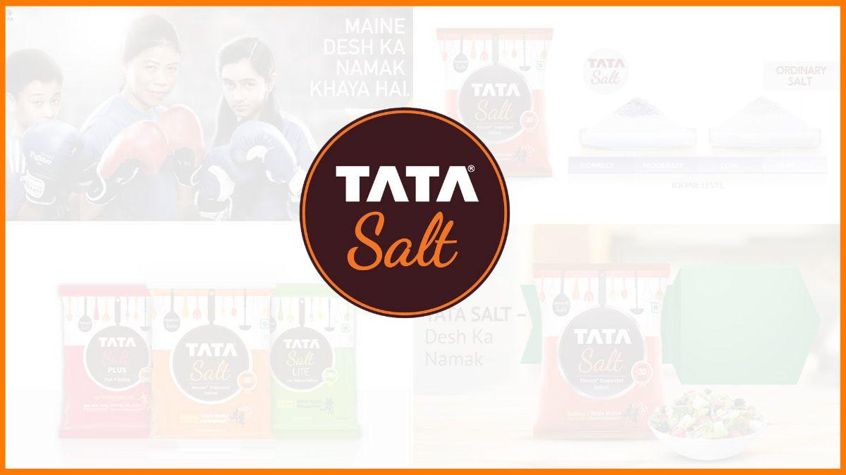 Marketing Strategy of Tata Salt - How Tata Salt became India's most Trusted Salt brand