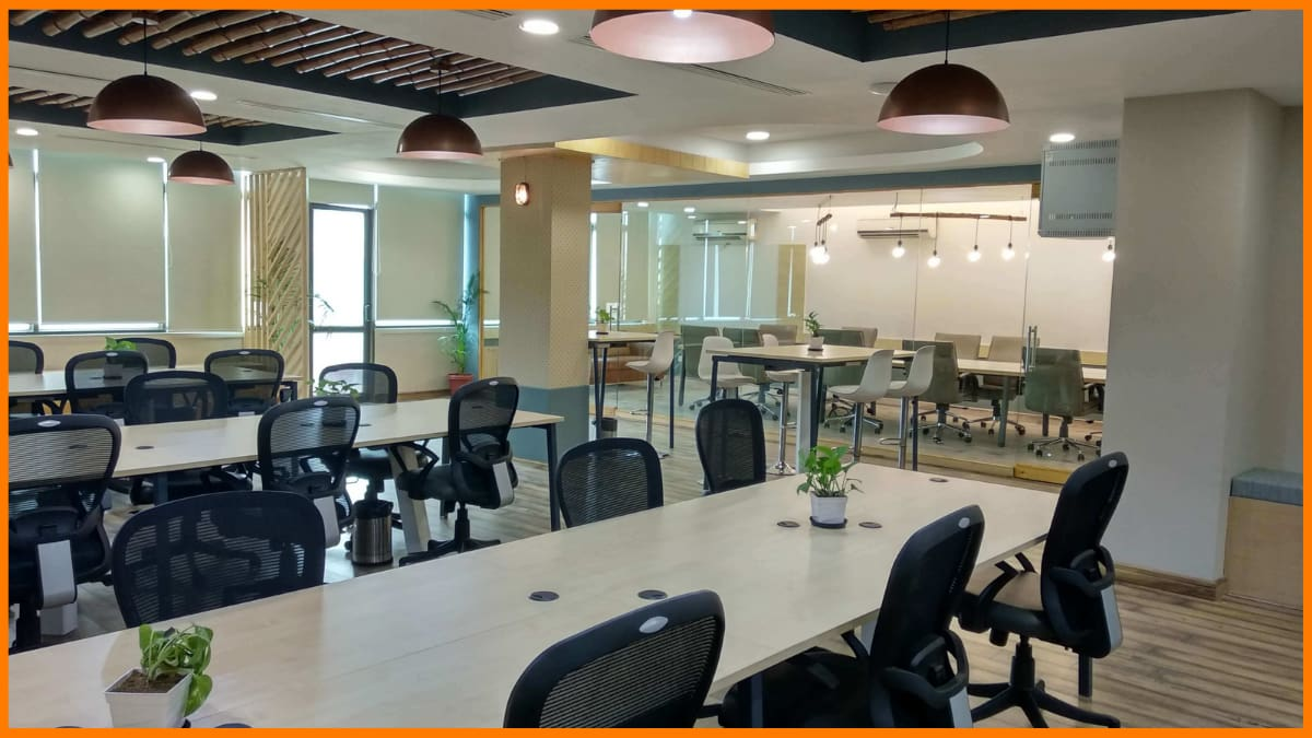 ThinkValley Coworking Space in India