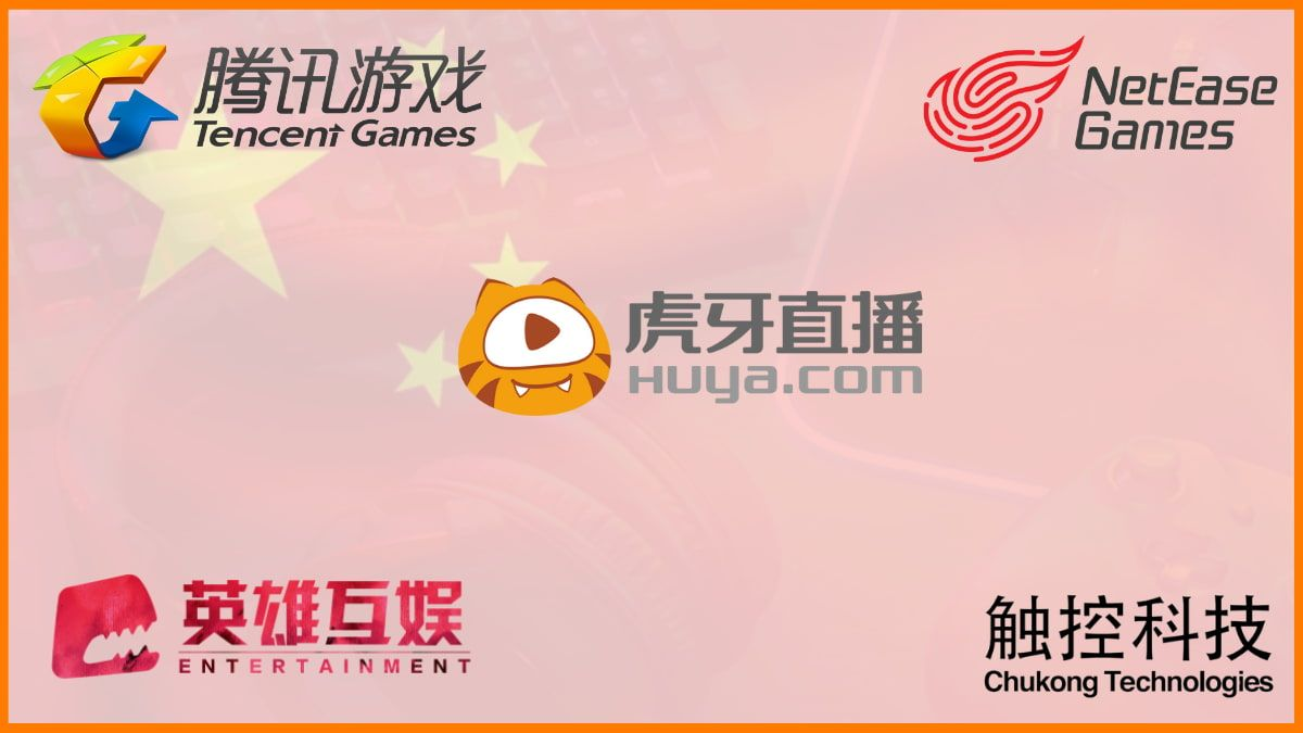 Top 10 Gaming Startups in China leading the Gaming Industry