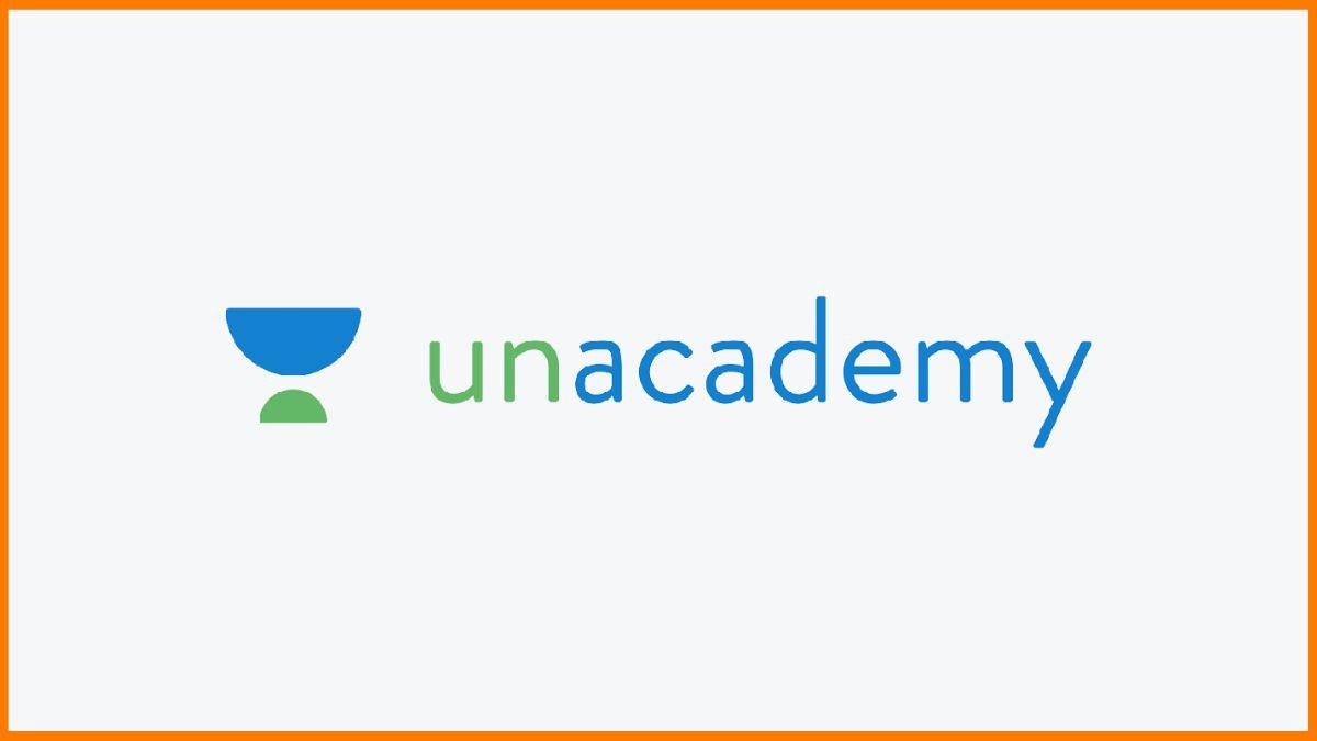 Unacademy Logo | Nexus Venture funded startups