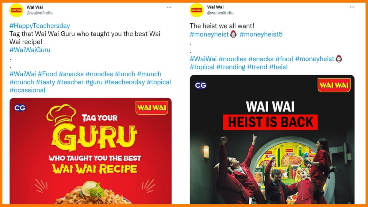 Wai Wai on Twitter