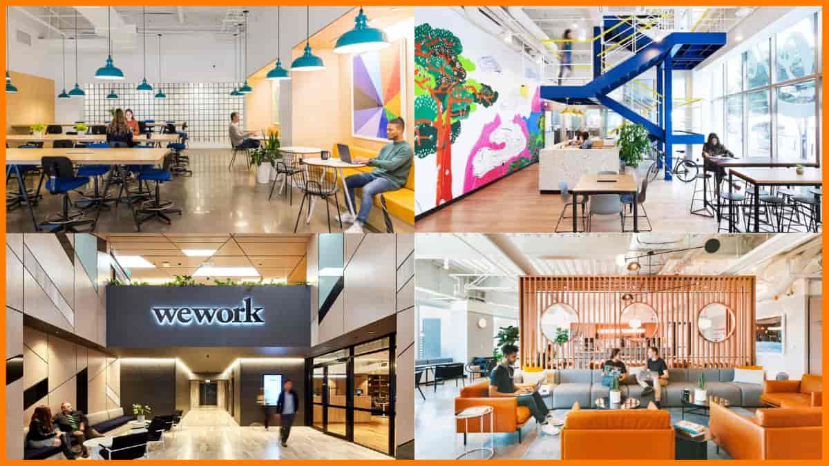 WeWork - Top Coworking Spaces in Bangalore