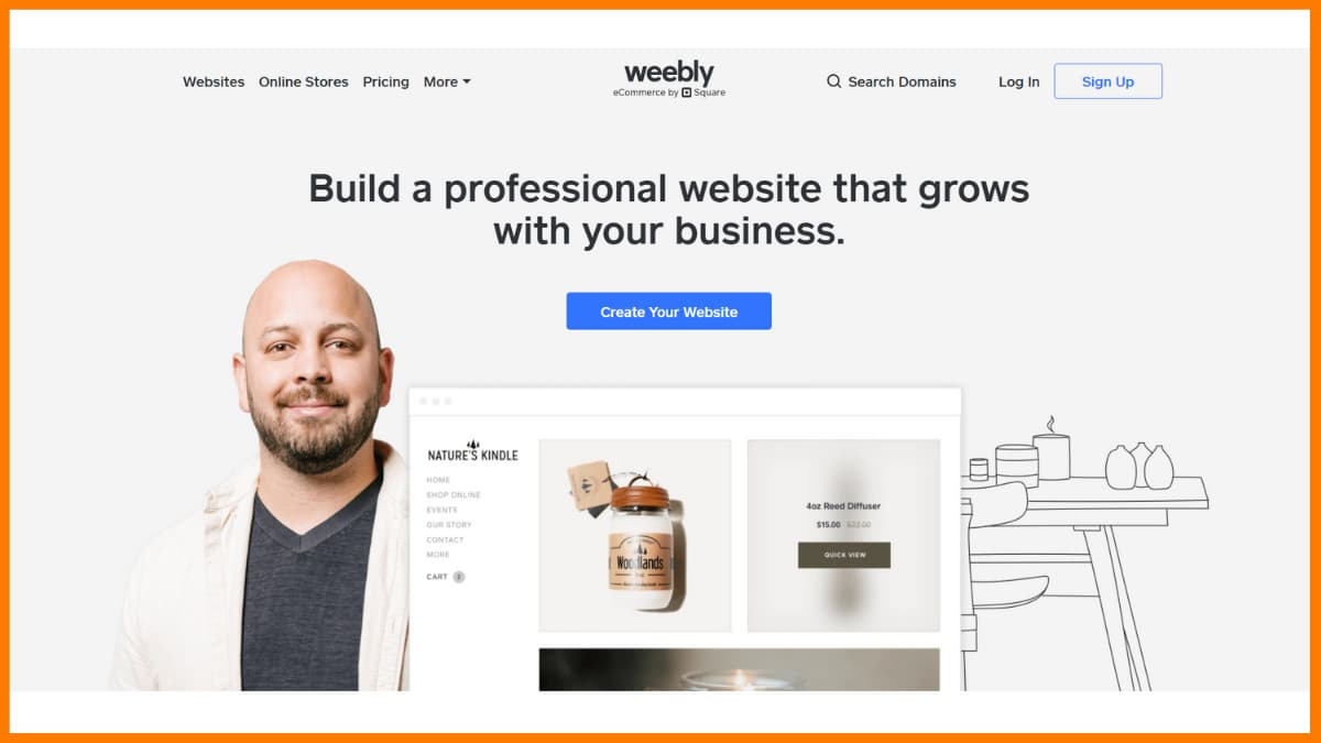 Weebly Website | Best Content Management System