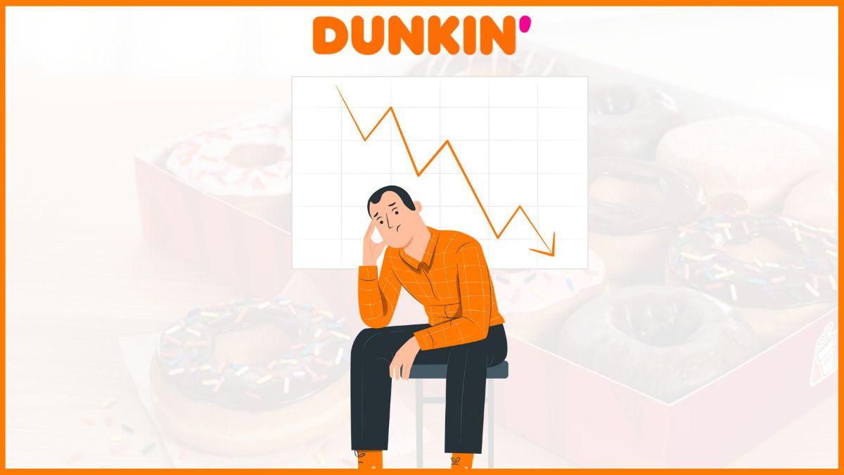 Why did Dunkin Donuts fail to set its foot in India? | Dunkin Donuts Failure
