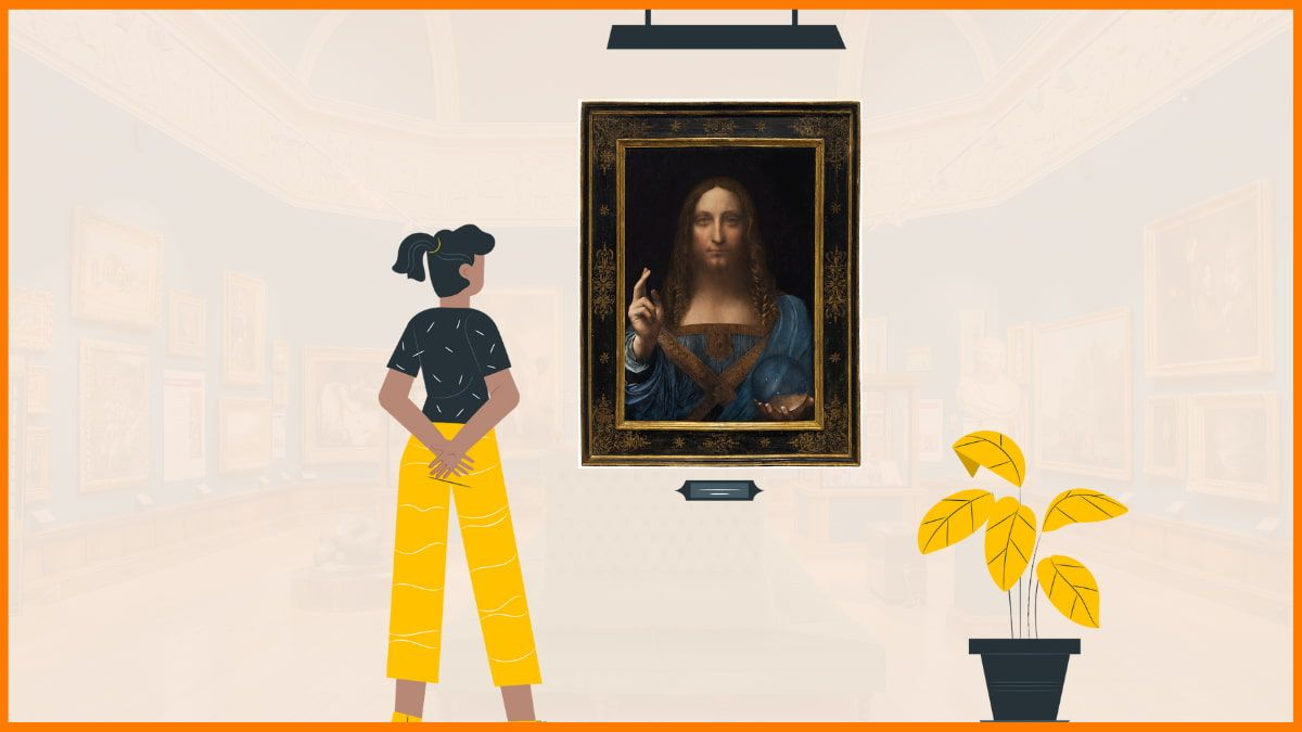Why do Rich People buy Expensive Paintings?