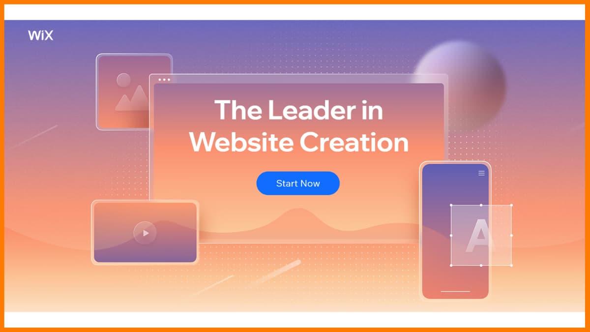 Wix Website | Best Content Management System
