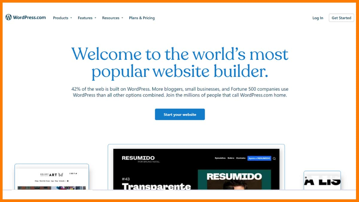 Wordpress Website | Best Content Management System