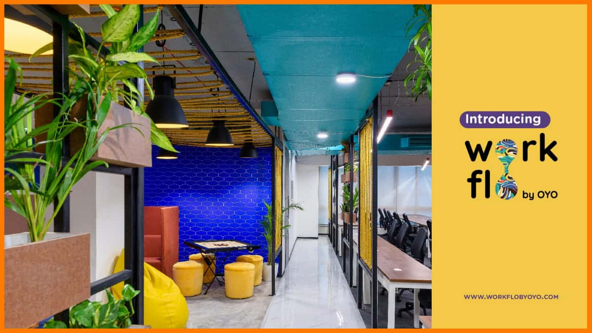 Workflo by OYO - Coworking space in Bangalore