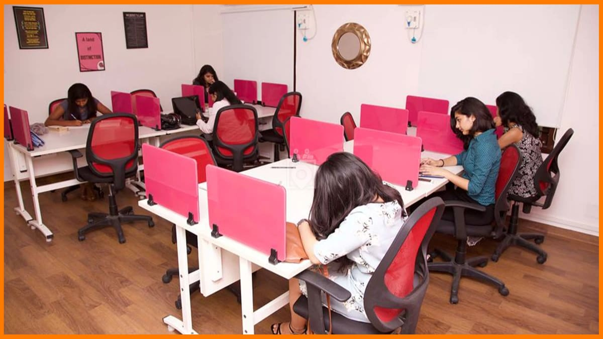 WSquare coworking space in India