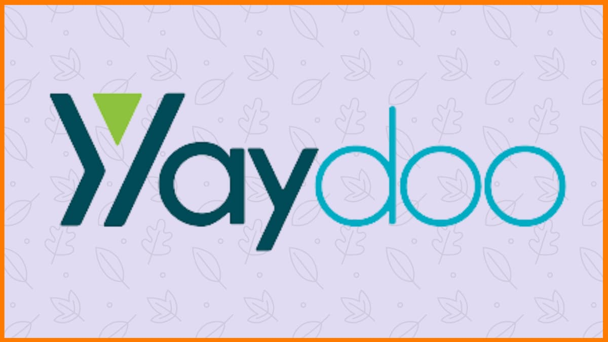 Yaydoo is also an example of Startup Pitch Decks.