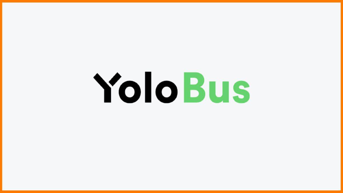 Yolobus Logo | Nexus Venture funded startups