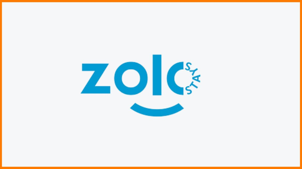 Zolostays Logo | Nexus Venture funded startups
