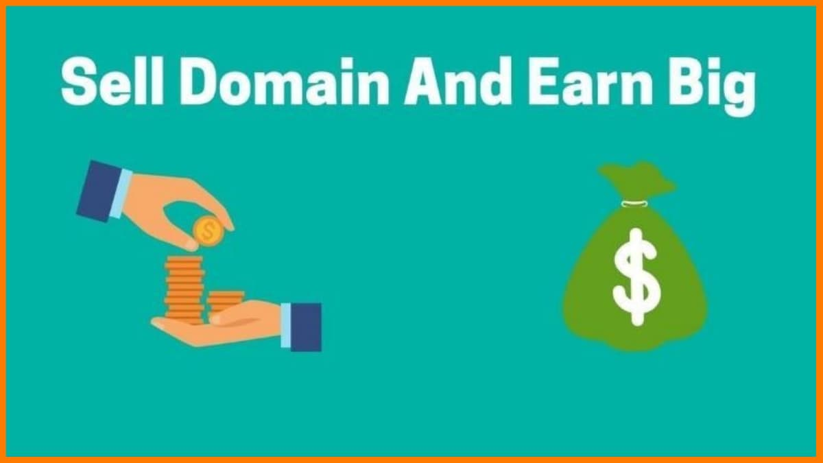 Sell Domain And Earn Money
