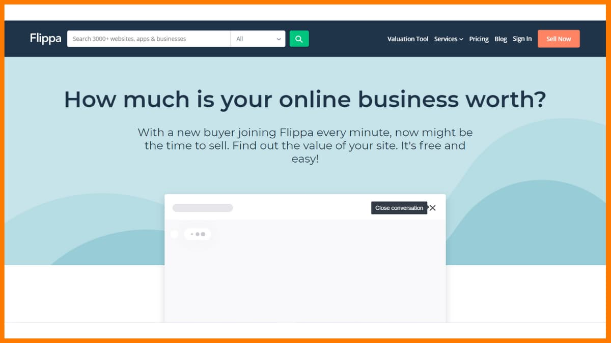 Flippa - Where entrepreneurs come to buy and sell domains