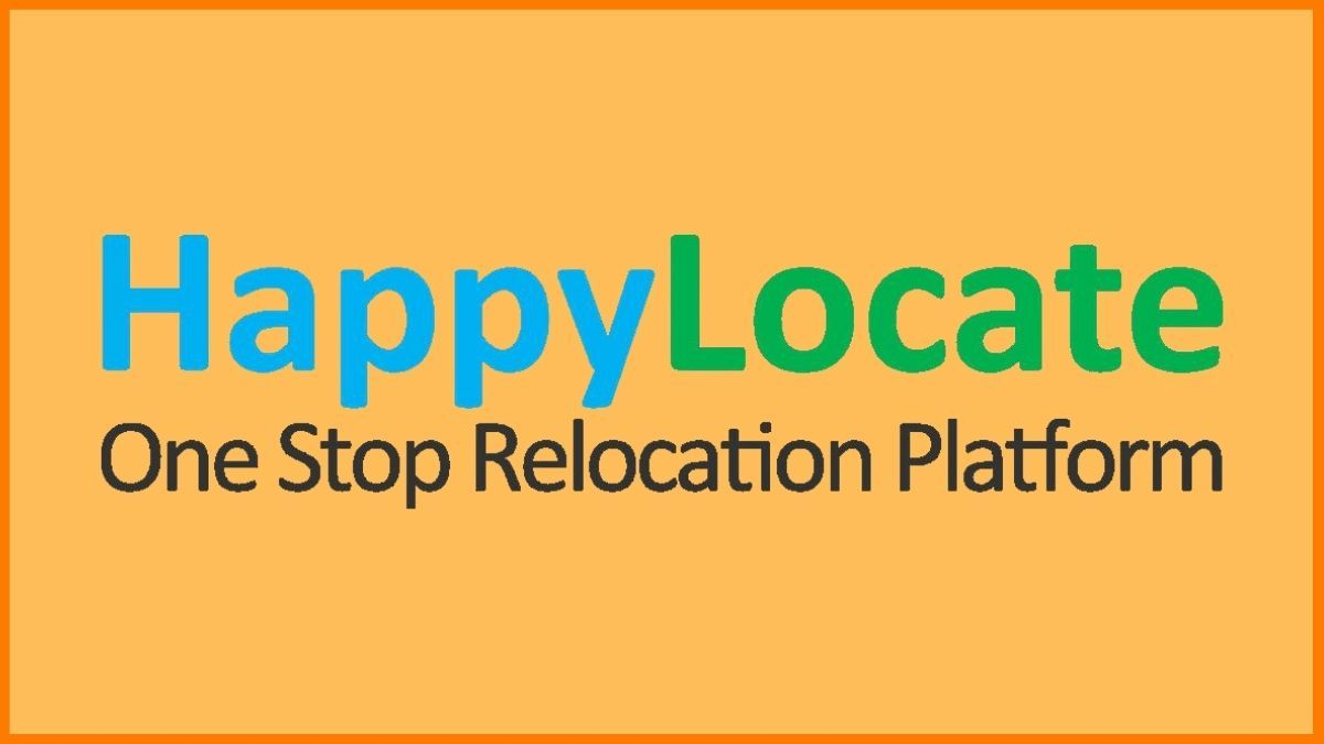 HappyLocate: Relocation Made Simple