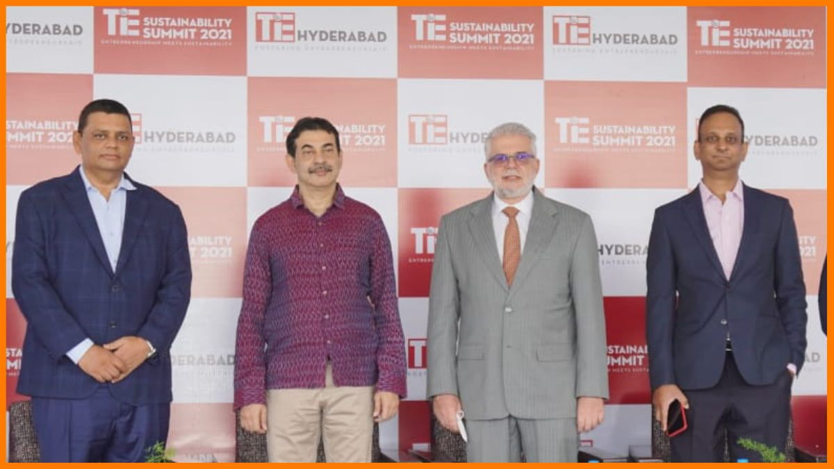 TiE Global announces 'World's Largest Sustainability Summit' to be attended by 25,000 Entrepreneurs
