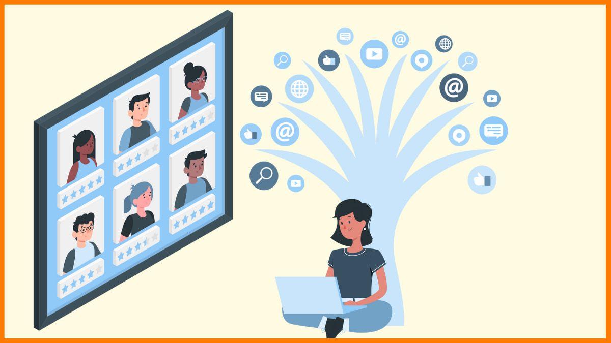 Customer Testimonial on social media