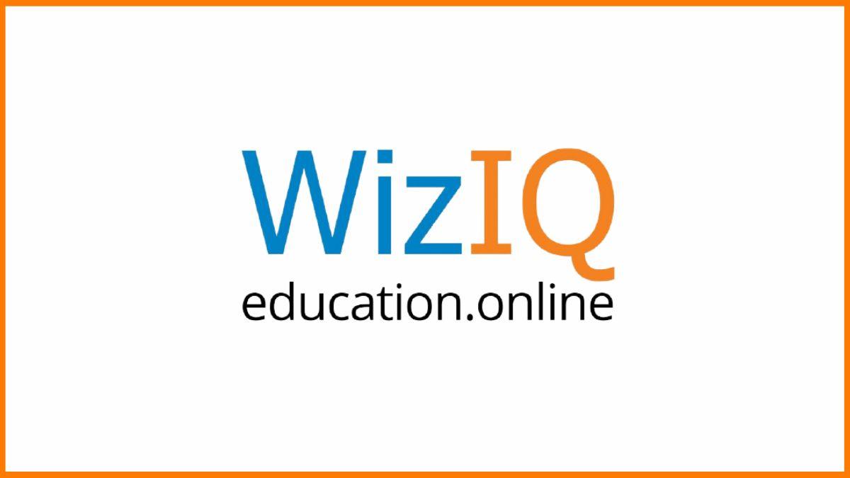WizIQ Logo | Edtech Startup in Chandigarh