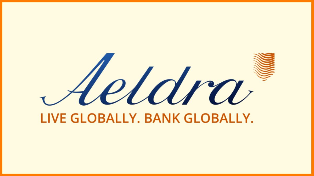 Aeldra Bank App to open a US Bank Account