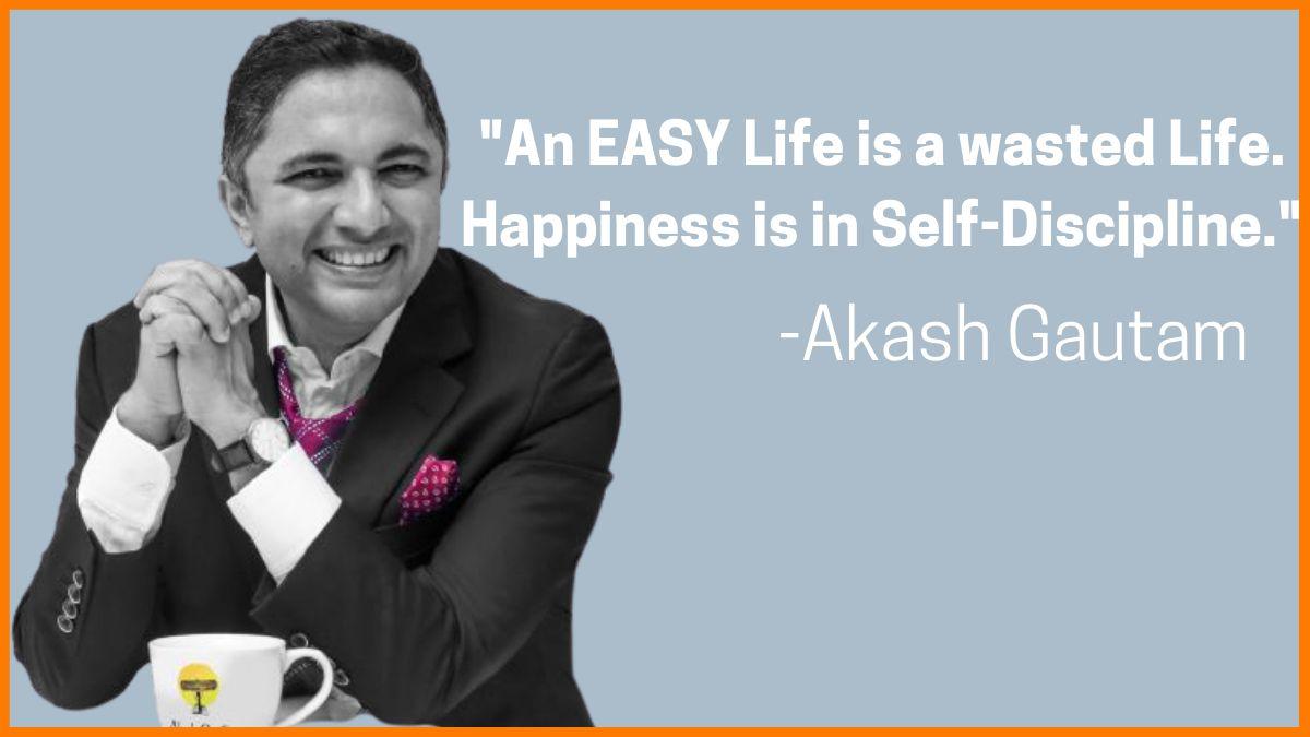 Akash Gautam -Top Motivational Speakers in India
