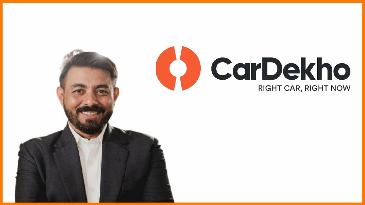Amit Jain - CEO & Co-Founder at CarDekho