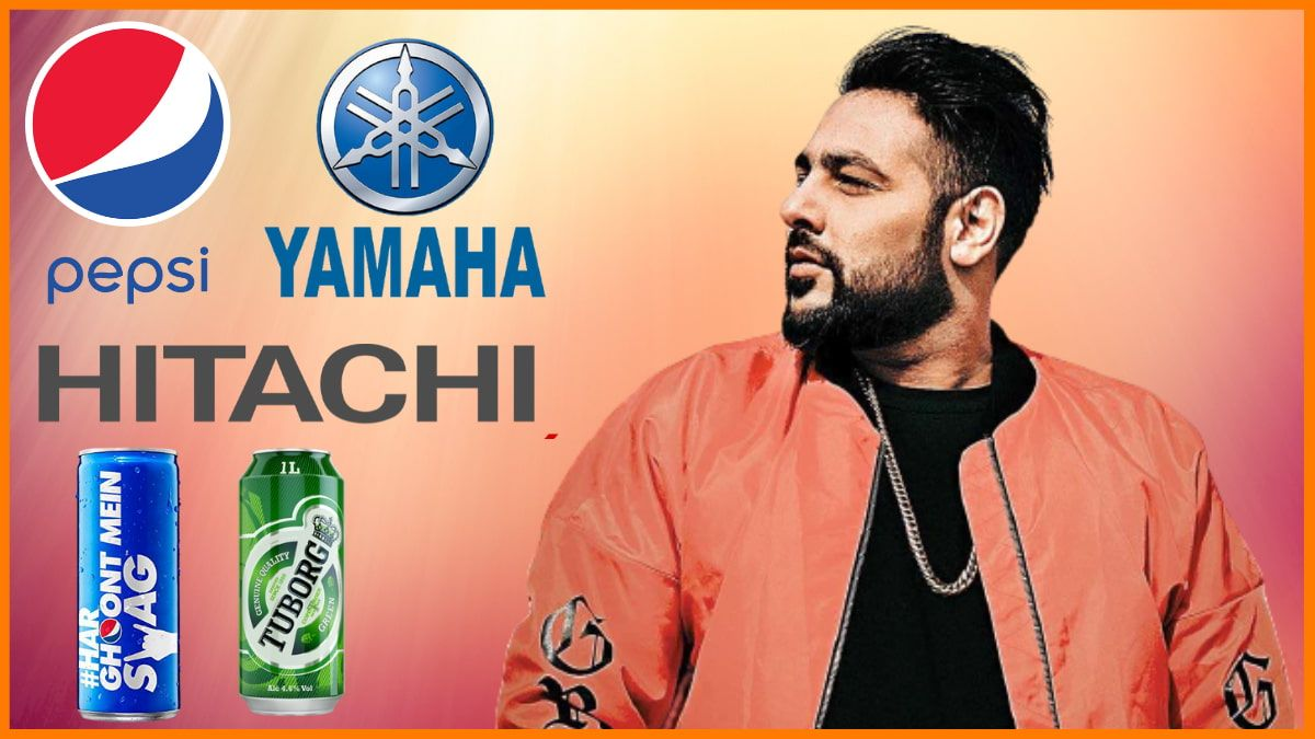 List Of Brands Endorsed By Badshah