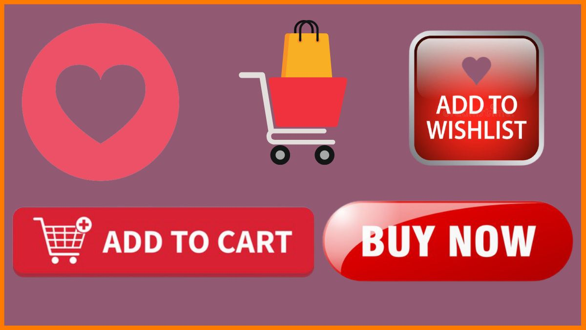 Buttons Matter On Your E-commerce Website   How To Choose Effective Buttons?