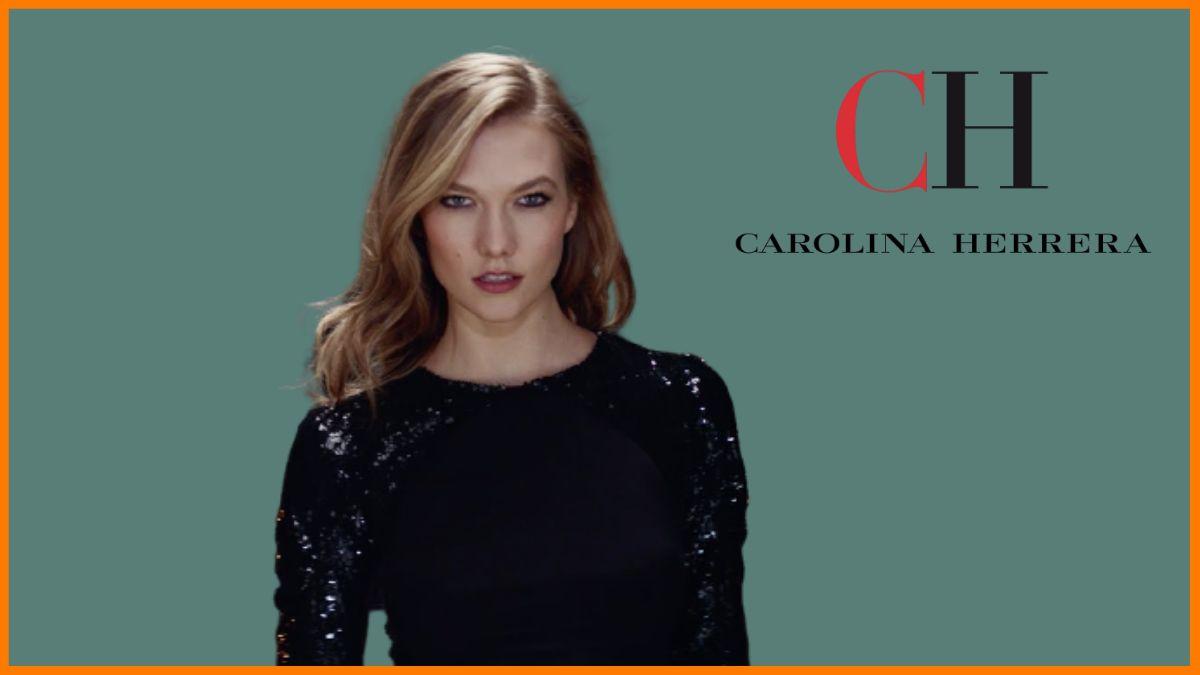 Karlie Kloss Brands- Carolin Herrera   Karlie Kloss endorsed brands