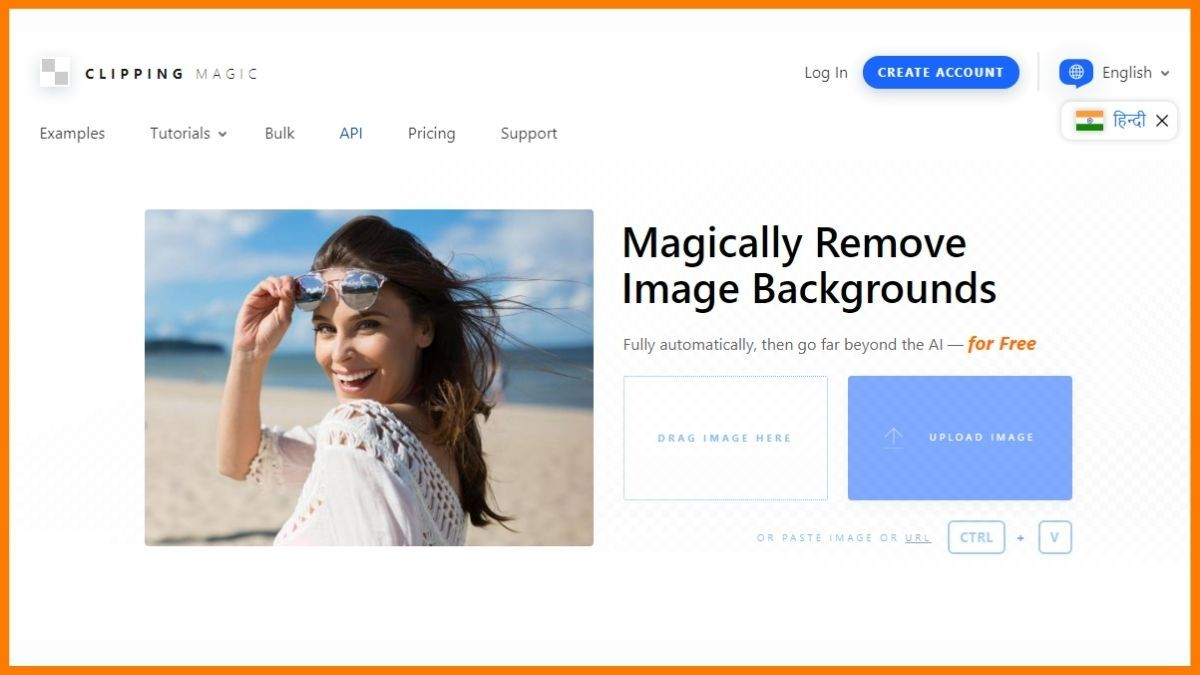 Clipping Magic Background Removal Tool