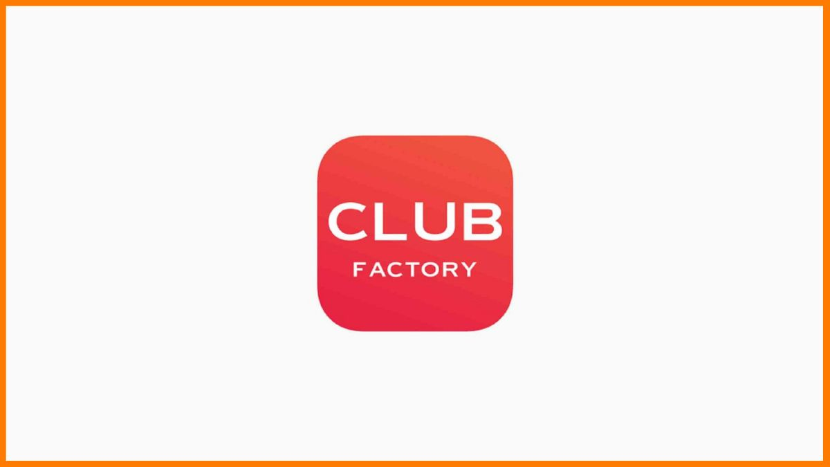 Alternative apps for Chinese apps- Club Factory