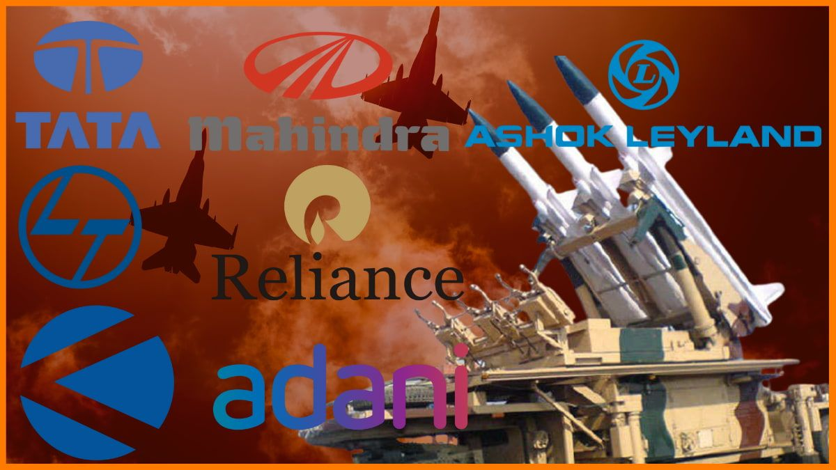 Private Companies That Manufacture Defence Equipment For India