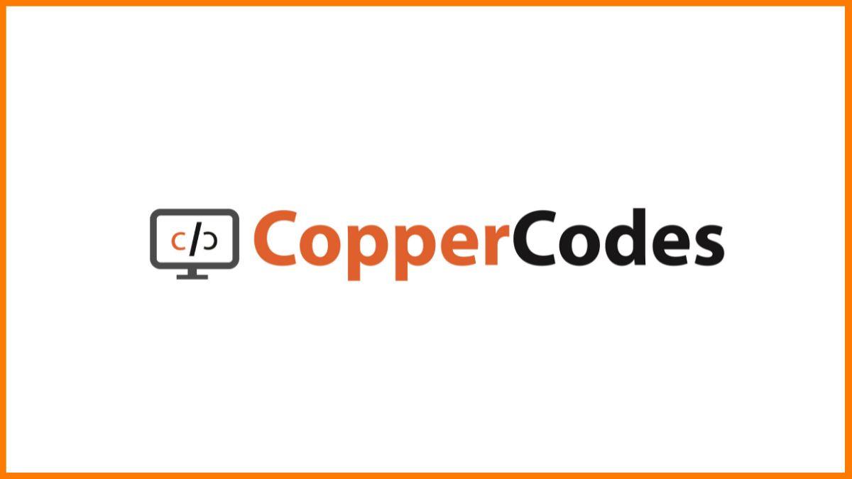 Coppercodes - Startups in Goa