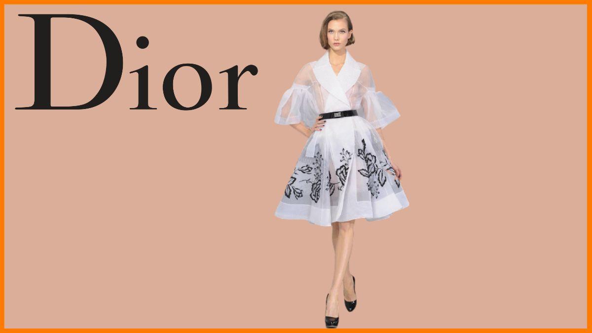 Karlie Kloss Brands- Dior   Karlie Kloss endorsed brands