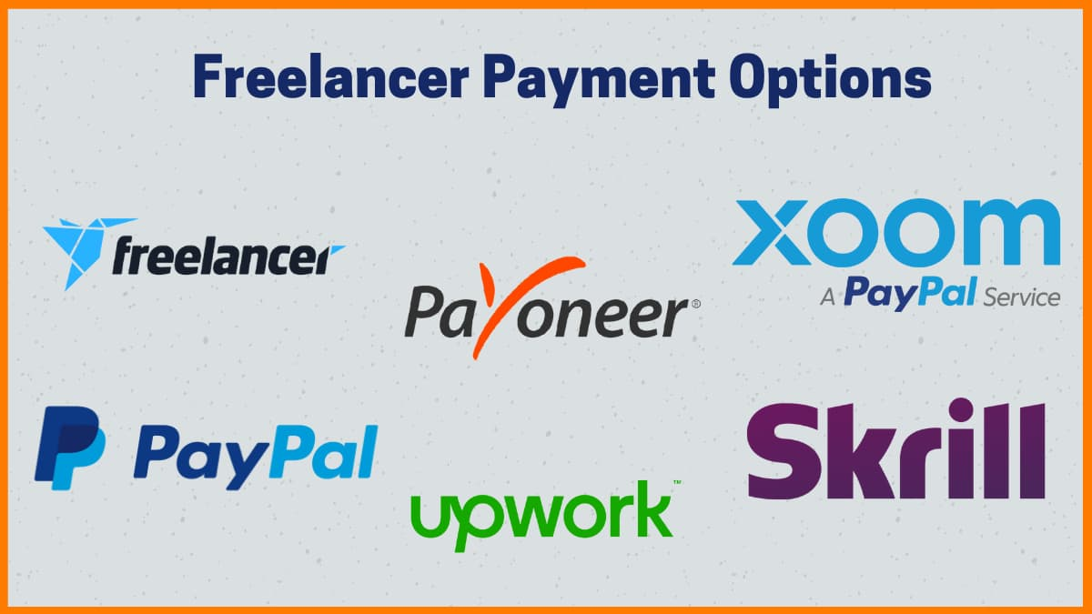 Best Payment Options For Freelancer