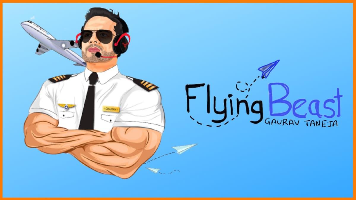 Gaurav Taneja - The Popular YouTuber aka Flying Beast