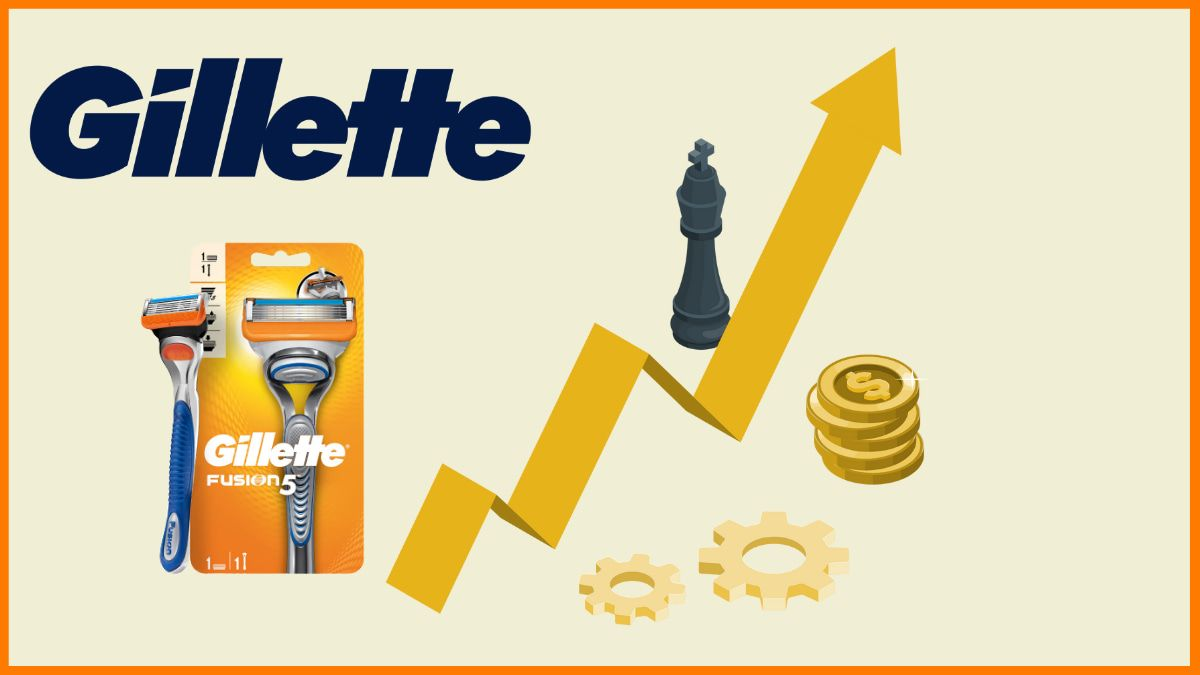 How Gillette Became The Most Used Razor Blade In India?
